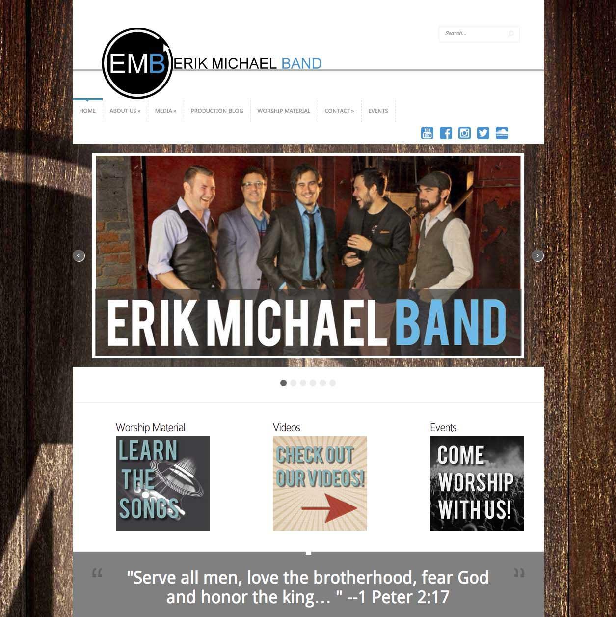 Erik Michael Band